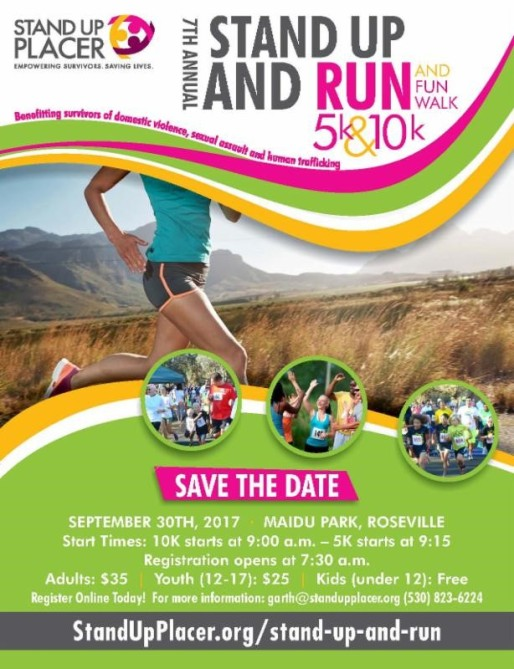Stand Up and Run 2017